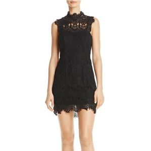 NWT Free People Lace Bodycon Dress